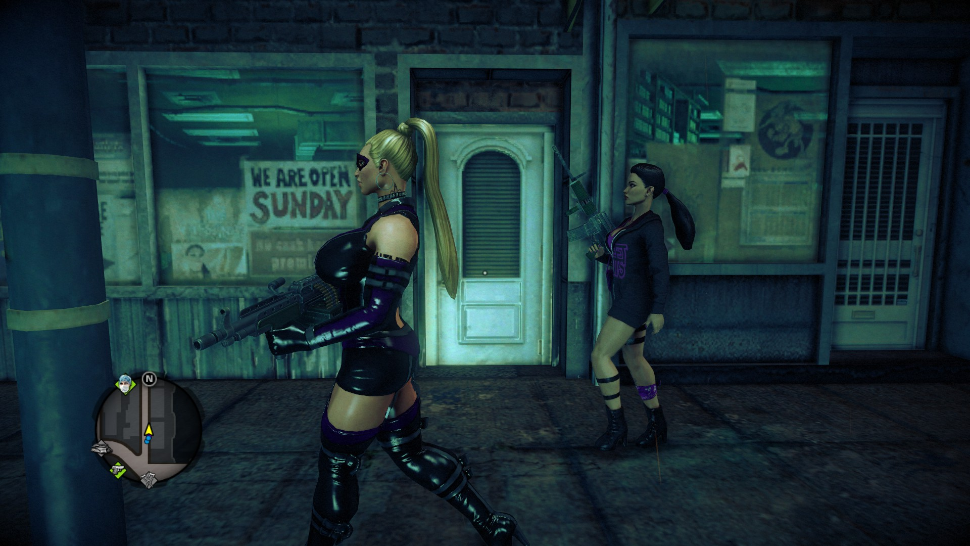 Free download gientess mod for saints row softcore pics