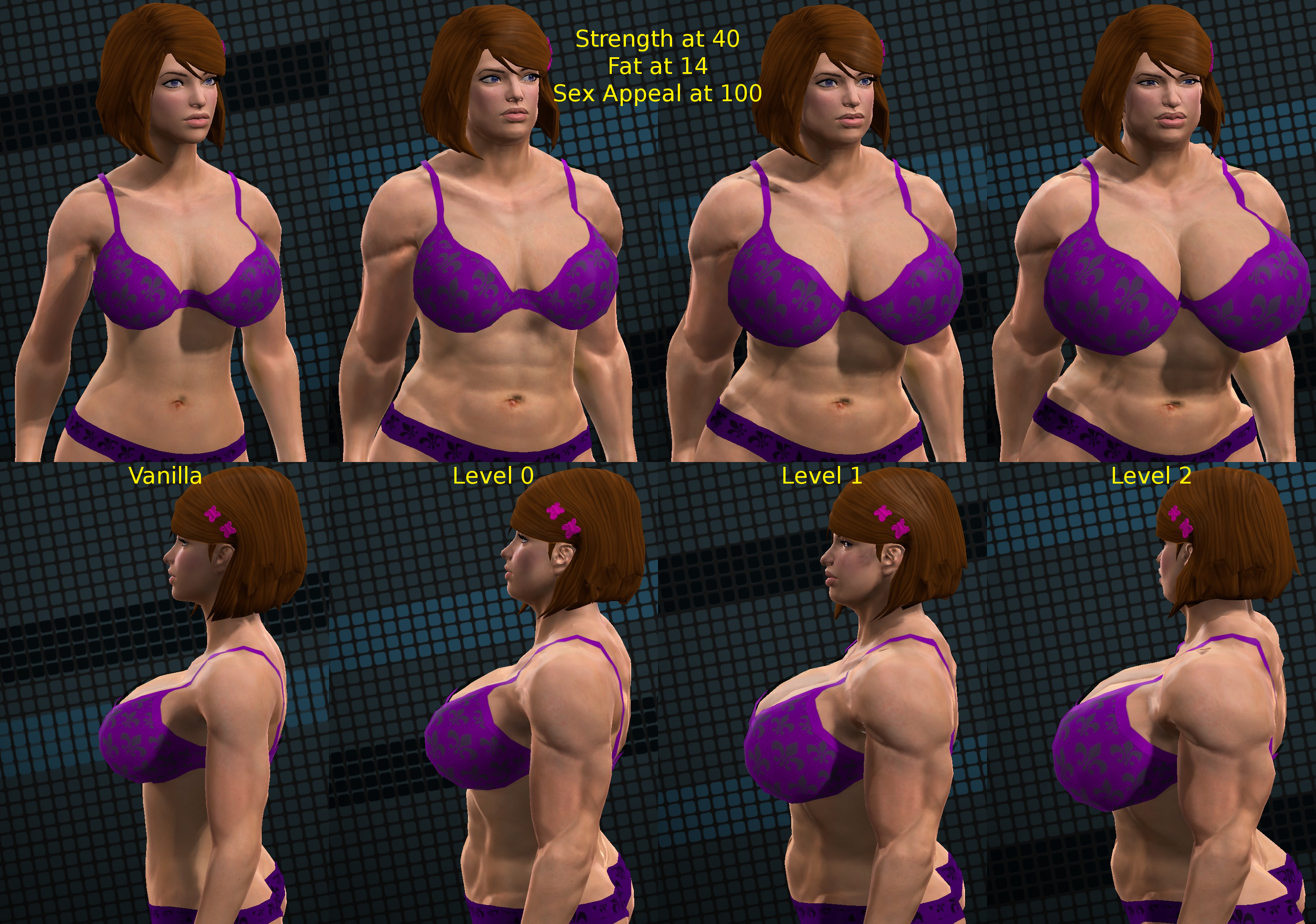 Busty mods saints row sexy pictures