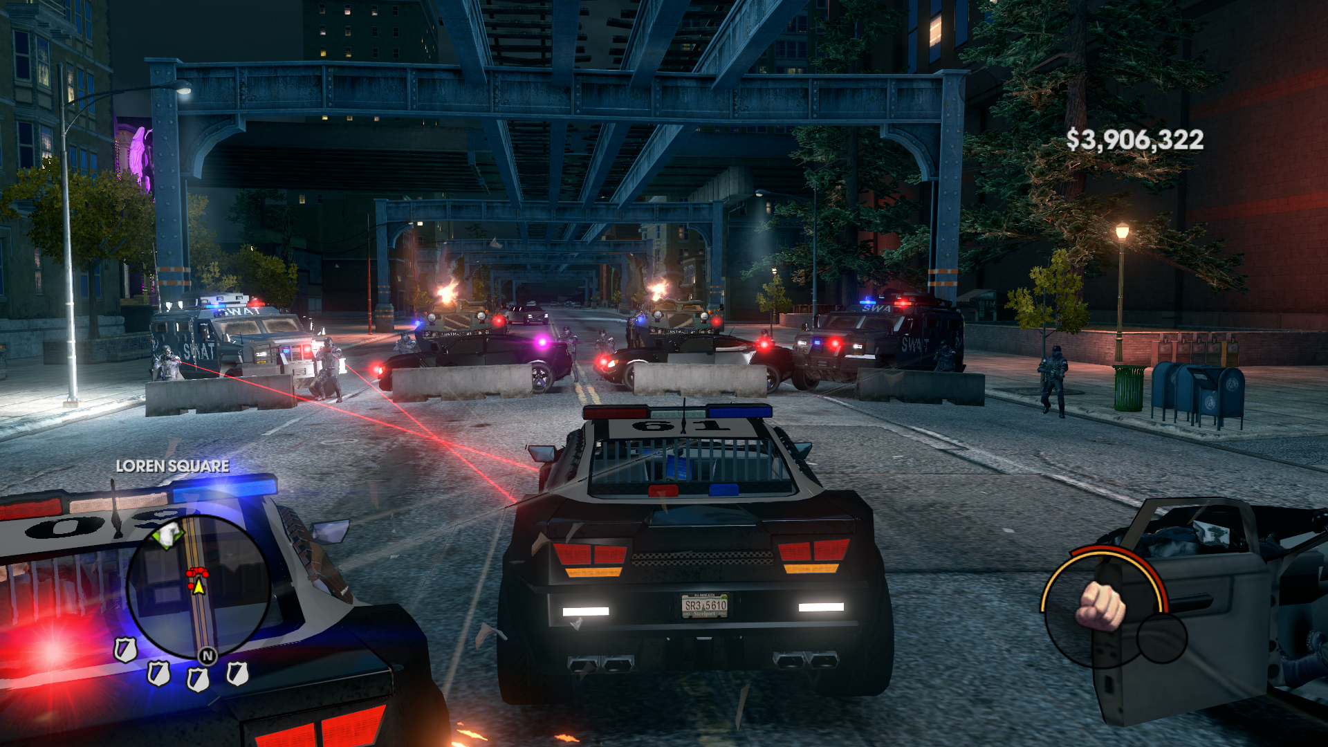 How To Get Car Out Of Water Saints Row