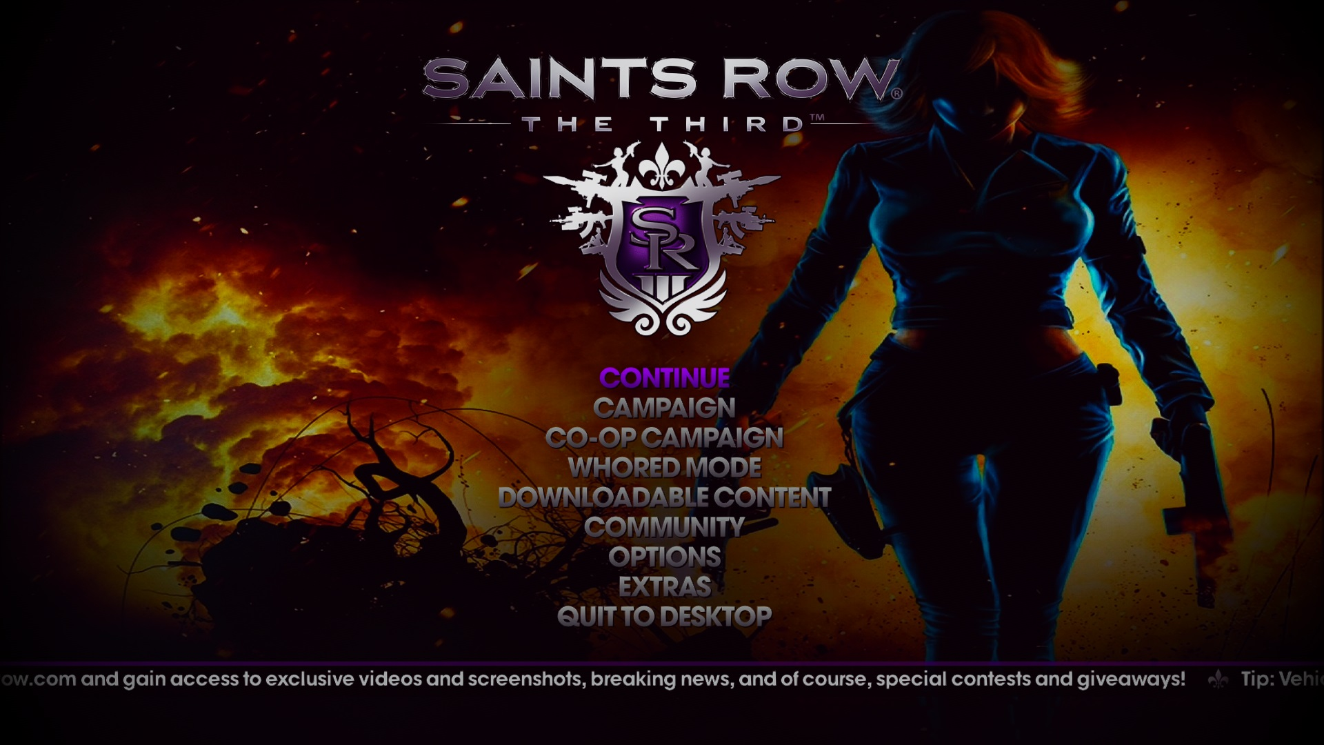how to download mods into saints row 4