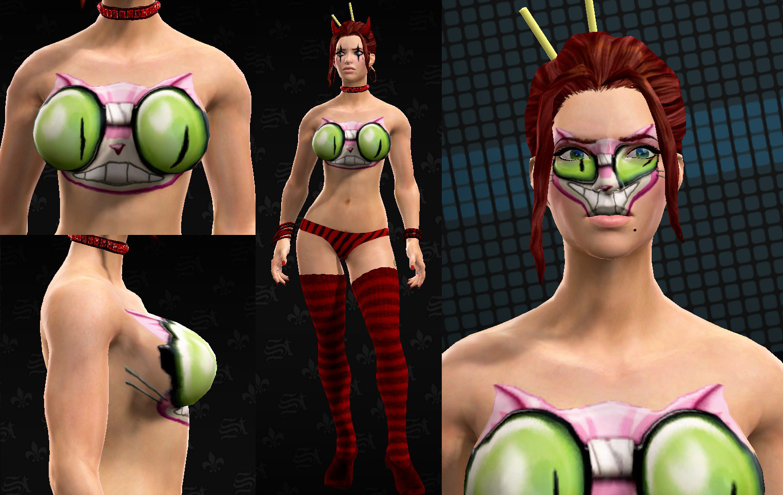 Saint row 4 nudepatch hentai toons