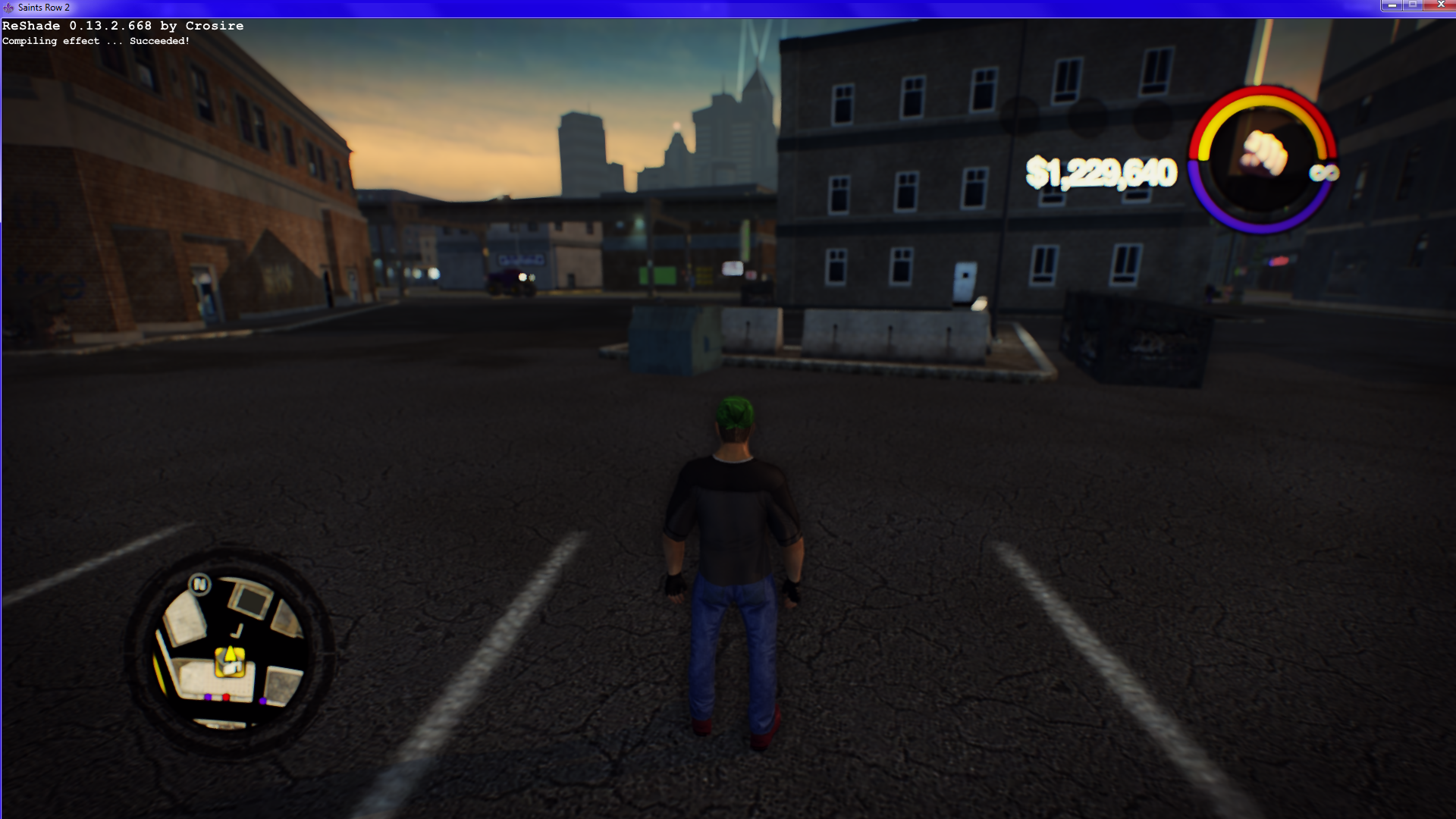 Saints row 2 patch pron image