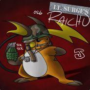 War Raichu